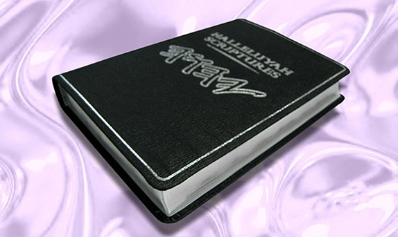 Special Leather bound copies of H.S.